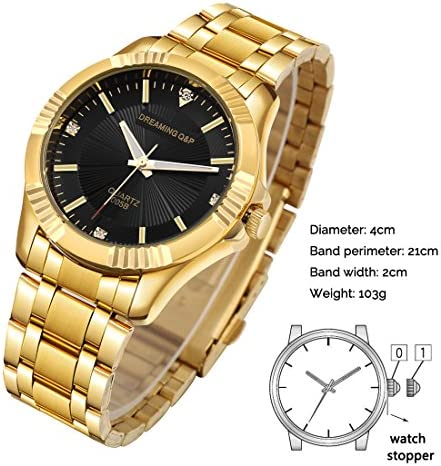 Cheap fake gold watches _image2