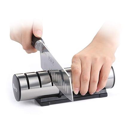 TBB Afiladores Manuales de Cuchillos para Chefs Cuchillos Y ...
