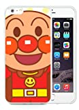 iPhone 6 Plus Case,Anpanman 1 White Cover Fit For iPhone 6S Plus 5.5 Inches,TPU Case
