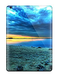 New Shockproof Protection Cases Covers For Ipad Air/ Pure Cool Beach Cases Covers