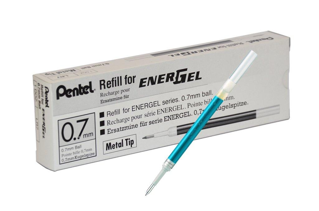 Pentel Refill Ink for EnerGel and Lancelot Gel Pen, 0 (XIKE)