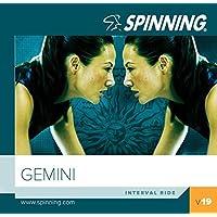 Spinning Übung Musik CD Volume 19-Gemini, 7219