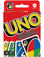 Mattel Games W2087 UNO Card Game