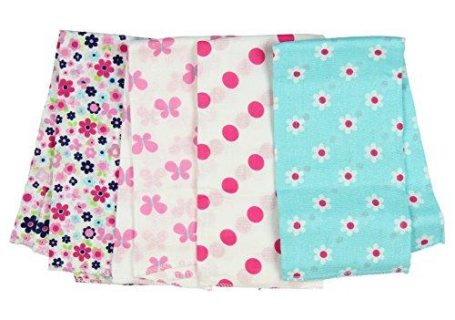 Gerber Print Prefold Diaper Cloths
