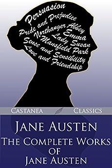 Jane Austen Complete Works ebook