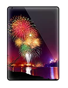Maria Julia Pineiro's Shop Best Ipad Air Case Slim [ultra Fit] Fireworks Protective Case Cover 9508773K13406728