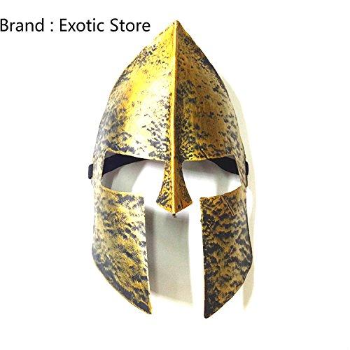 Spartan 300 Warrior Cosplay Costume Halloween Mask