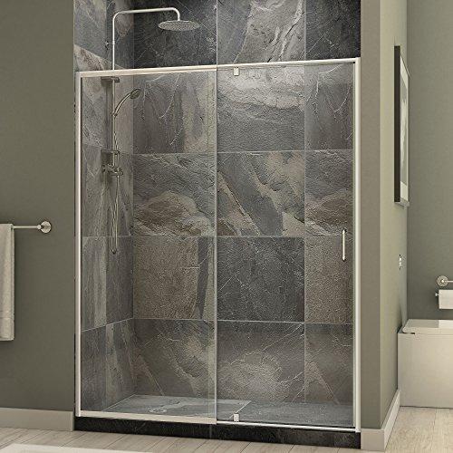 Custom Pivot Shower Door - 9