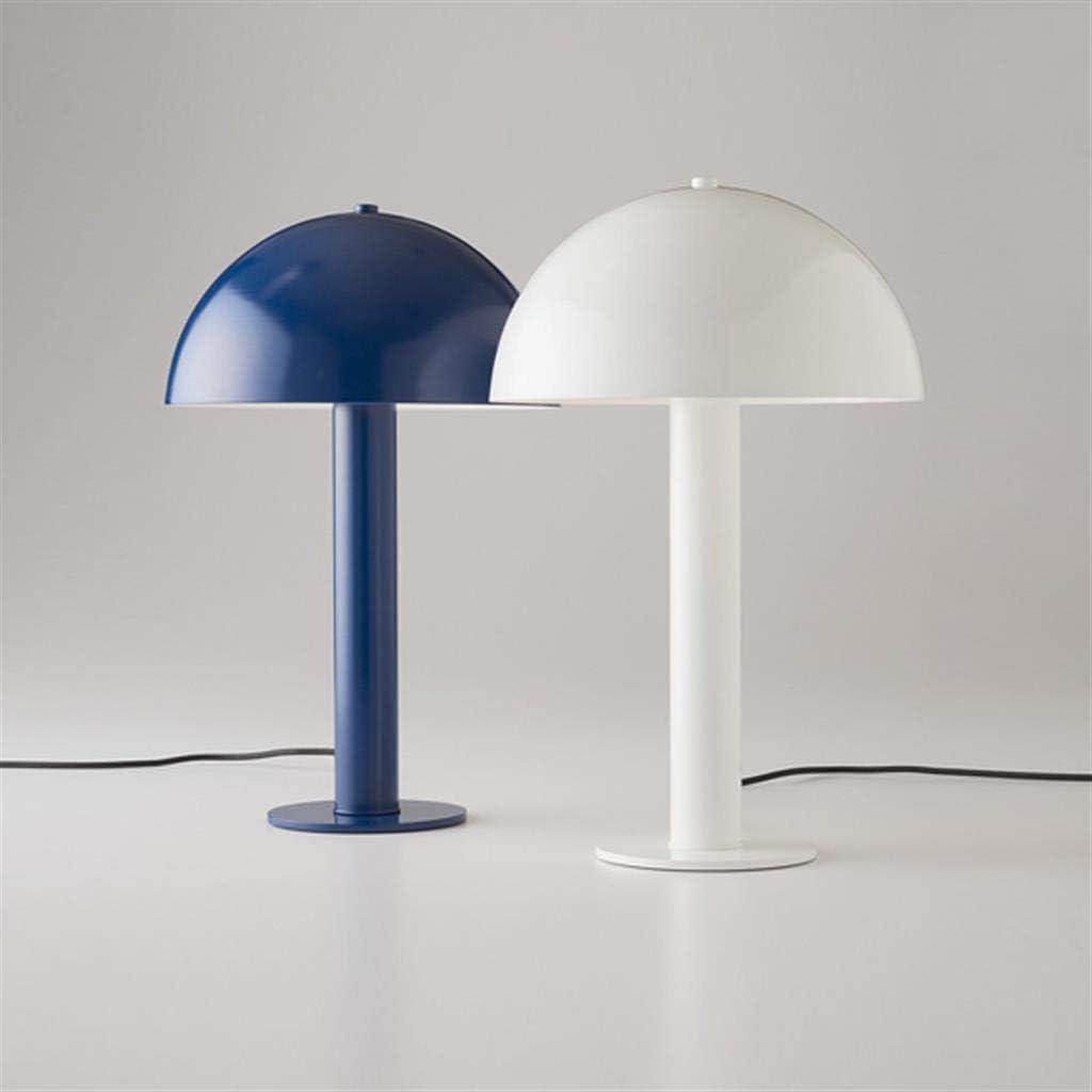 Lampara velador Lampara de mesa simple de metal moderno Lampara de ...