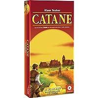 Asmodee COK02N - Jeu de stratégie - Extension 5/6 joueurs pour Catane
