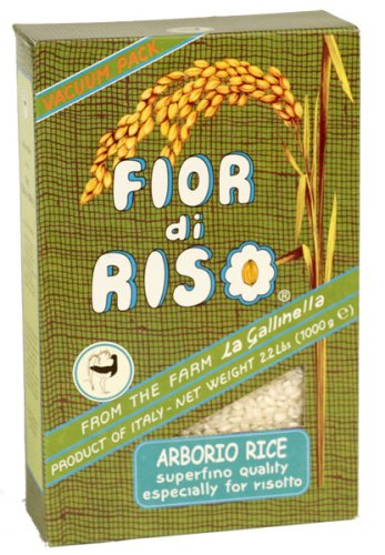 Arborio Rice, Organic - Lombardy by ChefShop