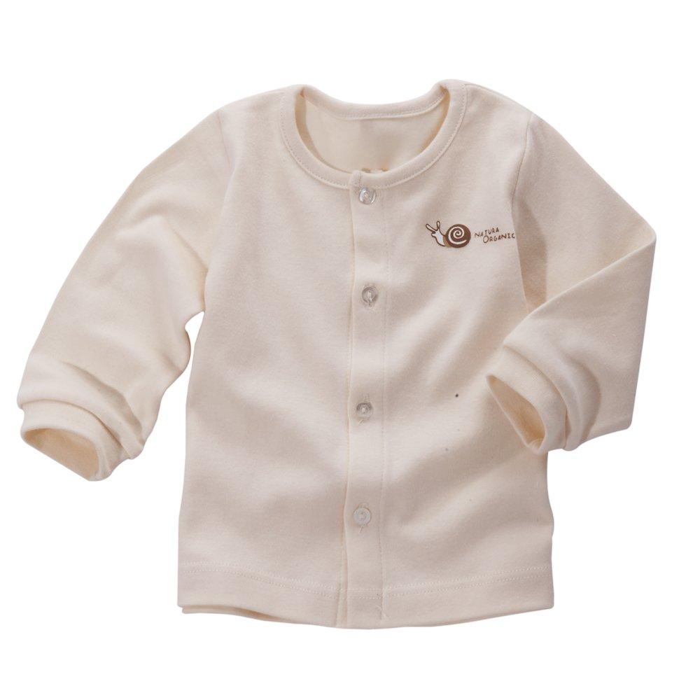 Basic Pajamas Long Sleeve Baby Boy and Girl 100/% Certified Organic Cotton