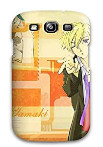 Julian B. Mathis's Shop Hot Fashion Design Case Cover For Galaxy S3 Protective Case (tamaki And Haruhi) 8301468K67230225