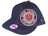 Chicago Bears Women's Snapback Adjustable One Size Fits All Mesh Back Hat