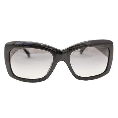 272b61e5872c CHANEL (シャネル) サングラス カメリア フラワー ココマーク 5249-A ブラック 黒メガネ(
