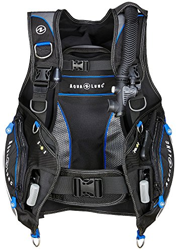 AquaLung Pro HD Weight Integrated BCD (Large) (Buoyancy Gear Compensators Accessories Bc)