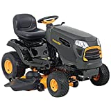 "Poulan Pro 960420185 Briggs 22 hp Automatic Hydrostatic Transmission Drive Riding Mower, 48"" 46000 Outdoor Power Issue - Over LTL Weight Max"
