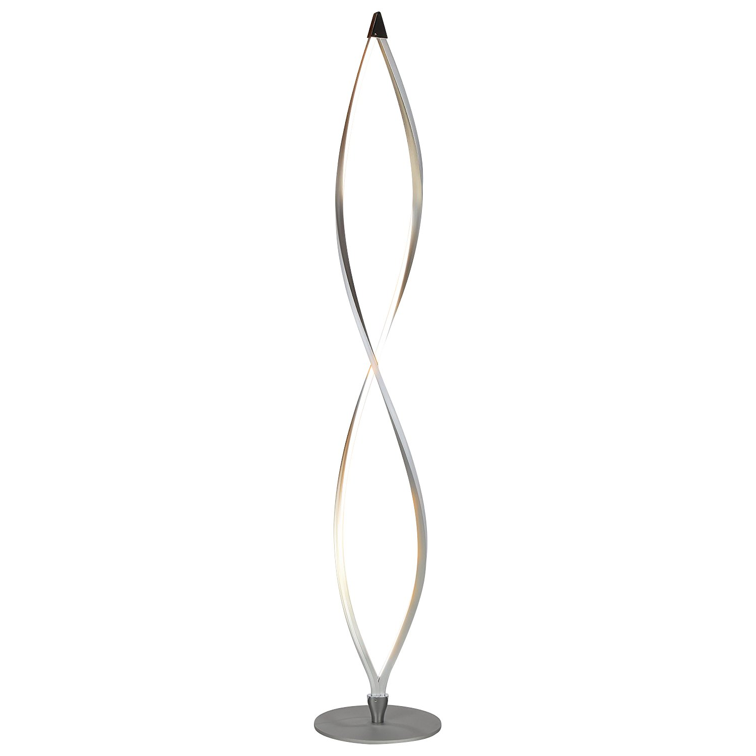 effect create lamp only with and light stylish multi statue head pin dramatic of floor