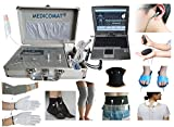 Sciatica Back Problems Medicomat29+N Sciatica Symptoms Cause Treatments conductive socks gloves belt neck knee elbow wristlet pads Diagnostic and Therapy Computer System