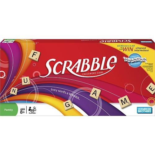 Scrabble Crossword Game (Scrabble Board Crossword Game)