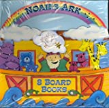 Noahs Ark Shaped 8 Books Carry Case, Publications International Ltd. Staff, 1412762367