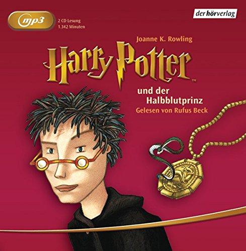 Harry Potter Und Der Halbblutprinz Gelesen Von Rufus Beck Harry Potter Gelesen Von Rufus Beck Band 6 Amazon De Rowling J K Kubrich Angela Beck Rufus Bucher