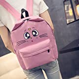 Best American Tourister Laptop Backpacks - Money coming shop (Pink) Cat Backpack For Women Review