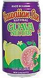 Hawaiian Sun Nectar, Guava, 11.5-Ounce (Pack of 24)