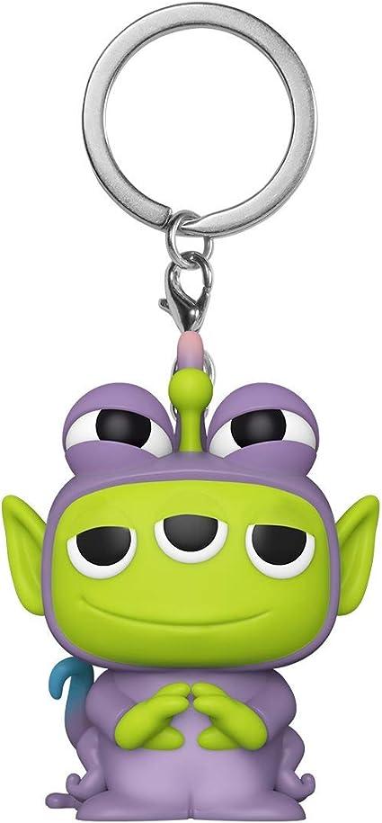 Funko porte-clé Randall Alien Remix Pop Disney Pixar Pocket