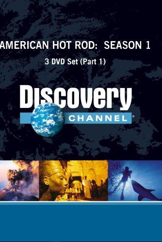 American Hot Rod Season 1 DVD Set (Part 1)