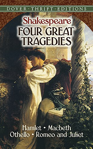tragedies romeo juliet hamlet Read shakespeare's tragedies: antony and cleopatra, coriolanus, hamlet, julius caesar, king lear, macbeth, othello, romeo and juliet, timon of athens, titus andronicus.
