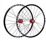 RC3 Rim MTB Mountain Bike Wheel Ultra Front 2 Rear 5 Sealed Bearings Hub Disc Wheelset Wheels