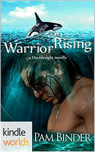 book cover of Warrior Rising