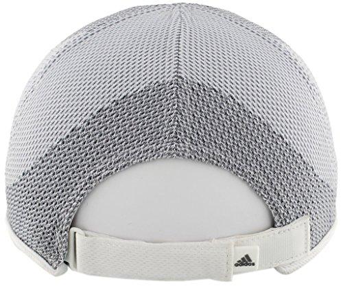 newest df5d2 343a5 adidas de la Mujer Superlite Prime Gorra de béisbol, Mujer, Color  White Grey, tamaño Talla única  Amazon.es  Deportes y aire libre
