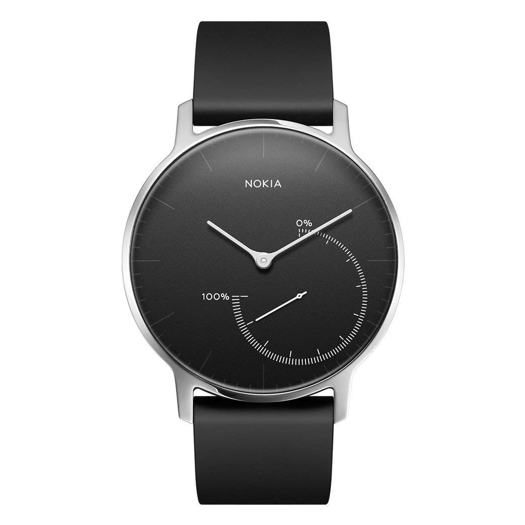 Nokia Steel - Activity & Sleep Watch, black