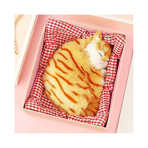 wing1 Birthday Gift Girl Heart Small Object Creative Female Net Red Vibrating 61 Children's Day Festival to Send Friends Primary School Students,Large Garfield (Gift ()