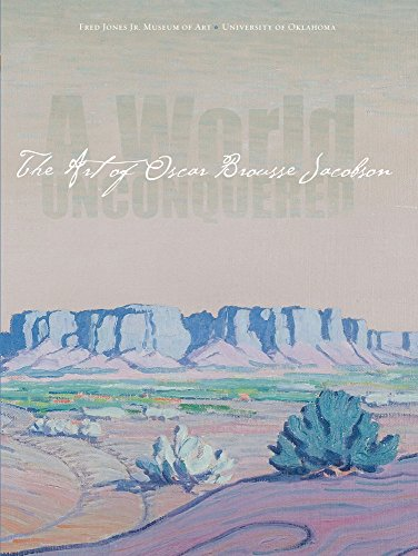 a world unconquered: the art of oscar brousse jacobson - 51mFy 2BQLJ L - A World Unconquered: The Art of Oscar Brousse Jacobson