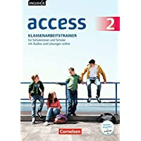 English G Access - Allgemeine Ausgabe / Baden-Württemberg / Band 2: 6. Schuljahr - Klassenarbeitstrainer mit Audios online, Lösungen online und Lerntipps