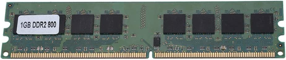 Tonysa Memory Bank, for DDR2 PC2-6400 Desktop Computers, Compatible with for AMD Motherboards
