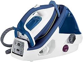 Calor Centrale Vapeur Haute Pression Pro Express Control Plus 6,5 bars 3 Réglages Automatiques 2400W Générateur Repassage Bleu