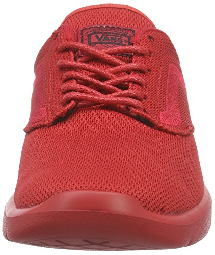 Vans Classic Slip-On, Baskets Basses Mixte Adulte Rouge (Mono Red)