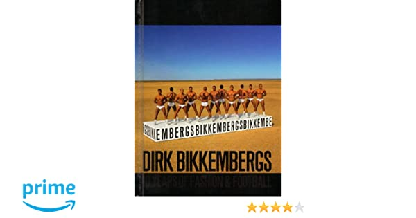 Dirk Bikkemberg De Luxe Special Edition Bikkembergs: Amazon ...