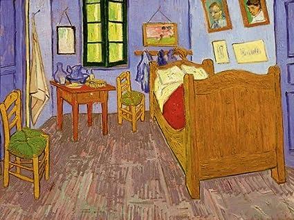 Camera da letto ad Arles di Vincent van Gogh, Stampa artistica, 80 x ...
