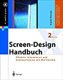 img - for Screen-Design-Handbuch. Effektiv informieren und kommunizieren mit Multimedia (X.media.press) book / textbook / text book