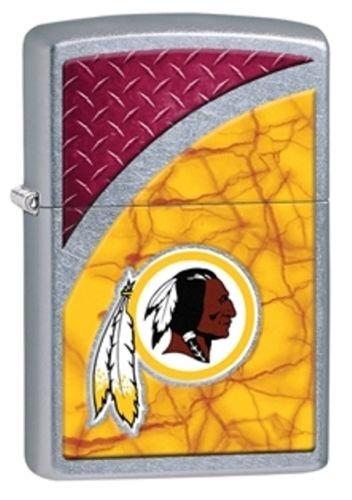 Latest 2016 Style Personalized Zippo Lighter NFL - Free Laser Engraving ... (WASHINGTON REDSKINS)