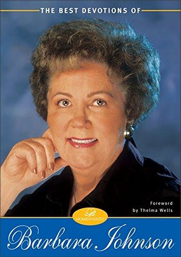 The Best Devotions of Barbara Johnson (Best Devotions of Women)
