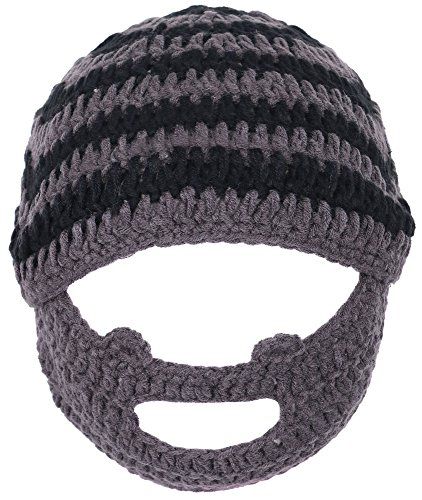 Simplicity Toddlers Winter Bearded Beanie