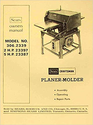 craftsman parts and manuals