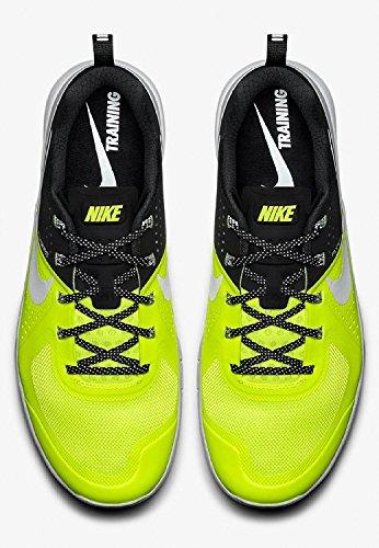 Nike Mens Metcon En Cross Trainer Volt / Vit-svart-ren Platina