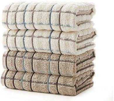 Kaiyu Toalla de Franela Tela de algodón Egipcio de la Moda Toalla ...